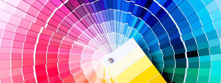 using pantone scale for printed tape branding news